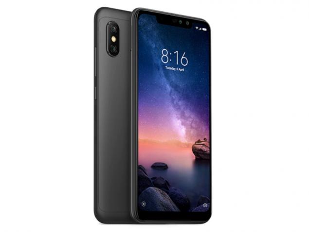 Xiaomi Redmi Note 6 Pro 4/64GB (black)